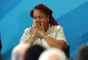 A nova ministra dos Direitos Humanos, Luislinda Valois Foto: Jorge William / Agência O Globo
