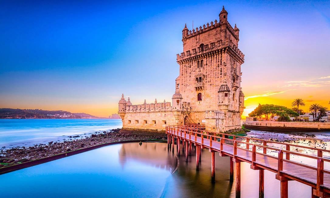 Se o tempo é curto, mas a vontade é grande, vale a pena passar um fim de semana em Lisboa, capital de Portugal, por R$ 3.340 Foto: Divulgação