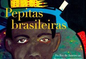 Capa de 'Pepitas brasileiras', de Jean-Yves Loude Foto: Divulgação