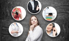 Ficar atento às próprias habilidades e características ajuda fazer um escolha de carreira menos idealizada Foto: Fotolia