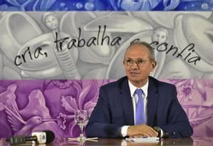 O governador do Espírito Santo, Paulo Hartung (PMDB) Foto: Leonardo Duarte/Secom-ES/Divulgação