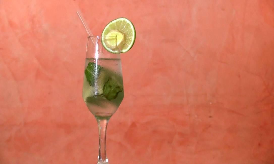Aprenda a fazer o 'drinque vitalidade', bebida sem álcool perfeita para o verão