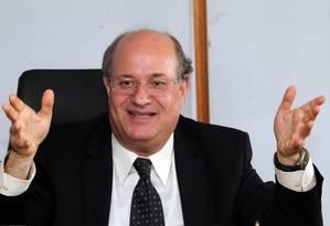 Presidente do Banco Central, Ilan Goldfajn. Foto: Givaldo Barbosa / Agência O Globo Foto: Givaldo Barbosa / Agência O Globo
