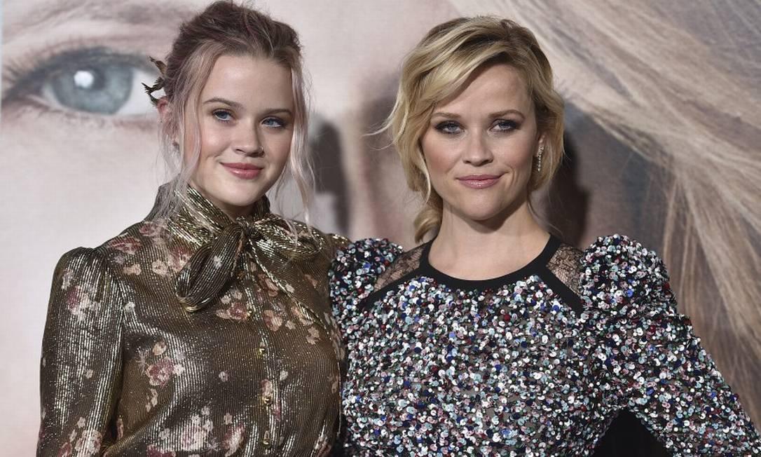 Resultado de imagem para reese witherspoon e filha
