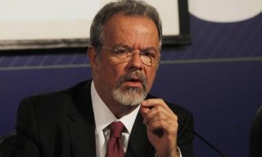 O ministro da Defesa, Raul Jungmann Foto: Givaldo Barbosa / Agência O Globo