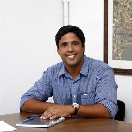 Thiago Barcellos foi administrador regional da Barra da Tijuca e retorna como superintendente Foto: Fábio Rossi / Agência O Globo