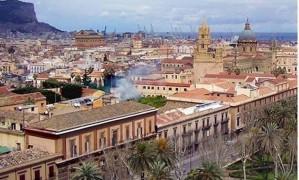 Palermo, capital da região Sicília Foto: Divulgação