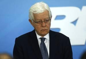 Moreira Franco foi afastado do cargo de ministro da Secretaria-Geral da Presidência da República Foto: Jorge William / Agência O Globo
