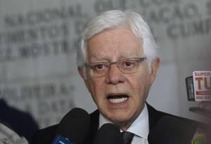 O ministro Moreira Franco Foto: Givaldo Barbosa / Agência O Globo