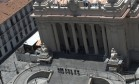 Vista aérea da Alerj Foto: Fred Borges / Agência O Globo