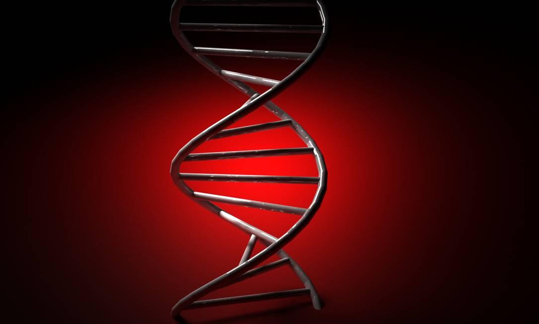Hélice de DNA: paibnel discutiu implicações éticas e clínicas da manipulação do genoma humano Foto: StockPhoto