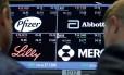 Ações da Merck caíram nesta terça-feira após resultados negativos em testes com o verubecestat