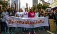 Opositores a Nicolás Maduro protestam nas ruas de Caracas, na última segunda-feira: deputado questiona intenção por trás de operação contra Odebrecht