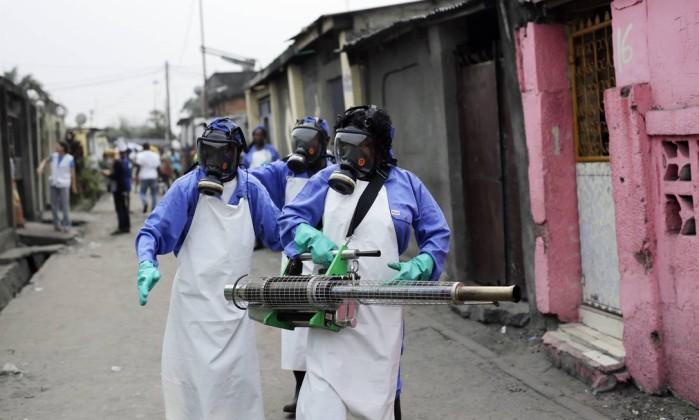 OMS declara fim da epidemia de febre-amarela