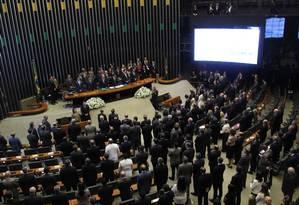 Câmara dos Deputados Foto: Ailton de Freitas / Agência O Globo