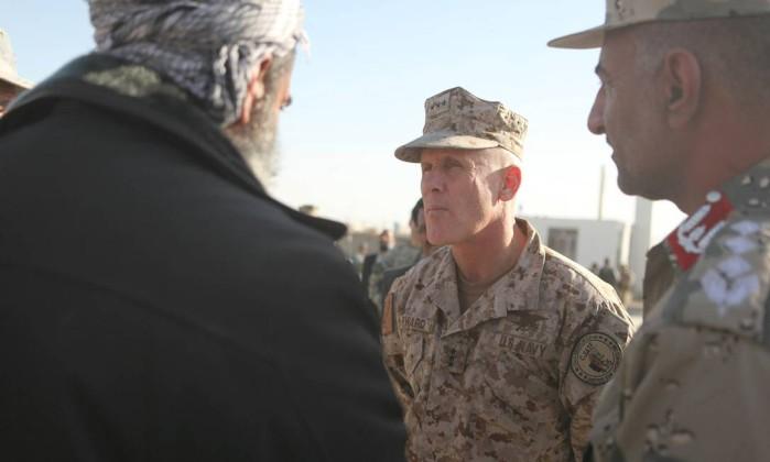 Vice-almirante Robert Harward recusa convite de Trump