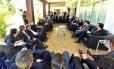 Reunião entre Presidente da Câmara, Deputado Rodrigo Maia e Governadores