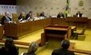 O plenário do Supremo Tribunal Federal Foto: Jorge William / Agência O Globo/2-2-2017