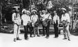 Os Oito Batutas, um dos grupos mais importantes dos primeiros anos de música popular