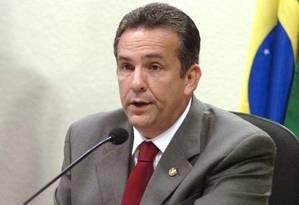 Ex-senador Luiz Otávio foi condenado a 12 anos de prisão em 2012 Foto: Celio Azevedo / Agência Senado