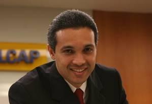 Márcio Lobão é filho do senador Edison Lobão Foto: Divulgação / Brasilcap
