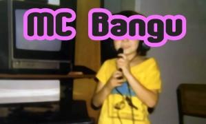 Detalhe da capa do single 'Guri', do MC Bangu Foto: Reprodução