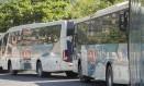 As linhas da Auto Viação 1001, segundo relatório do Setrerj, foram muito visadas pelos assaltantes em 2016: a 740D (Charitas-Ipanema) regsitrou 16 roubos Foto: Analice Paron / Analice Paron
