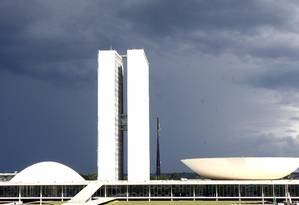 O Congresso Nacional Foto: Givaldo Barbosa / Agência O Globo / 30-11-2016