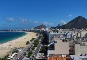 Medida busca ajudar o ramo da construção civil a vender imóveis com valores mais elevados Foto: Thiago Lontra / Agência O Globo