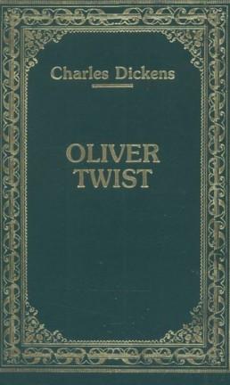 """Capa de """"Oliver Twist"""" Foto: Reprodução"""