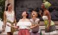 Só filhas da mãe, marca de fantasia de Leila Barreto e Fernanda Canellas Foto: Reprodução
