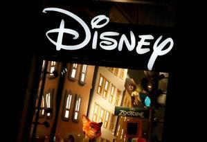 Logo da Disney Foto: Jacky Naegelen / Reuters