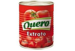 Extrato de tomate Foto: Divulgação
