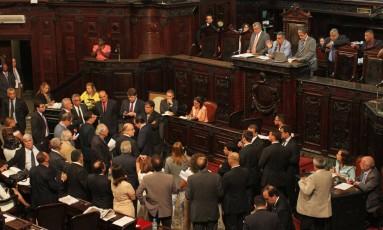 Deputados aprovam privatização da Alerj Foto: Thiago Lontra / Divulgação Alerj