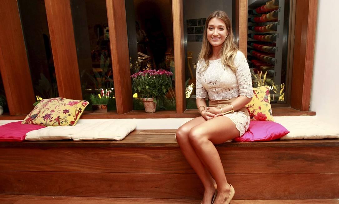 'Fui surpreendida', diz Gabriela Pugliesi sobre queixa-crime