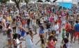 Carnaval no interior do Rio Foto: Divulgação