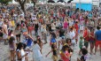 Carnaval em Nova Friburgo, na região Serrana do Rio Foto: Divulgação