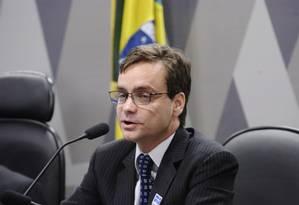 Gustavo do Vale Rocha Foto: Edilson Rodrigues / Agência O Globo