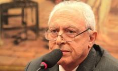 O empresário Milton Taufic Schahin Foto: Jorge William / Agência O Globo / 17-5-2015