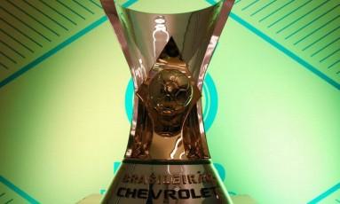 Campeonato Brasileiro 2017 começará dia 13 de maio Foto: Kin Saito / CBF - Divulgação