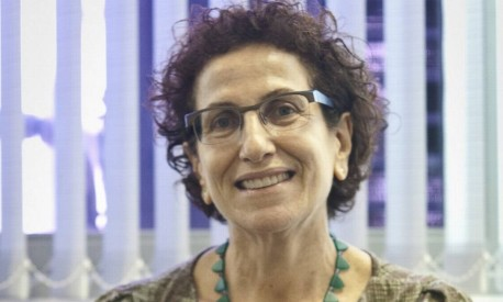 Bila Sorj, professora da UFRJ, dá entrevista sobre a pesquisa 'Trabalhadoras Brasileiras: Trabalho remunerado e cuidados com a casa - uma tens‹o permanente' (Foto: Marcelo Camargo / ABr)