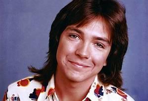 Cassidy participou da série 'Família Dó Ré Mi' Foto: Reprodução