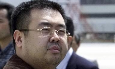 Kim Jong-nam, meio irmão exilado do líder da Coreia do Norte, foi morto no dia 13 deste mês. As causas da morte ainda não foram determinadas Foto: Shizuo Kambayashi / AP