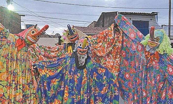 Cultura maranhense Foto: Divulgação