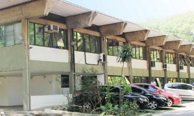 Edifício do Instituto Butantan Foto: Instituto Butantan / Divulgação