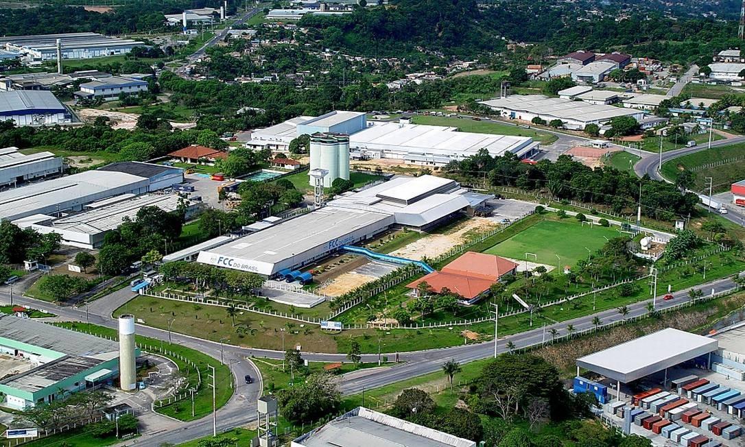 Criada em 28 de fevereiro de 1967, a Zona Franca de Manaus conta hoje com mais de 500 indústrias Foto: Divulgação / SUFRAMA