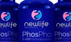 """O """"Phospho 2-AEP imune system"""", da New Life Foto: Reprodução da internet"""