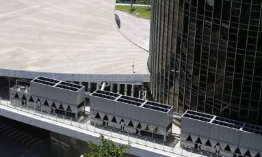 Lugar errado. Prefeitura exigiu novo projeto para aprovação definitiva Foto: Fabio Rossi / Agência O Globo
