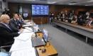 Sabatina de Alexandre de Moraes na Comissão de Constituição, Justiça e Cidadania (CCJ) Foto: Pedro França/Agência Senado