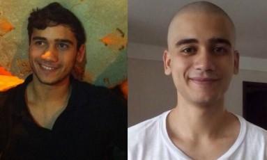 Matheus Amorim, de 20 aos, está desaparecido há 11 dias Foto: Reprodução Facebook